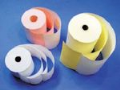 TECOM paper - papírové roličky do pokladen i kotoučky do tachografů
