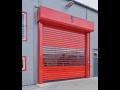 Spolehlivá sekční průmyslová či garážová vrata