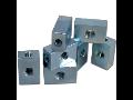 Galvanické pokovení nabízíme v různých provedeních, například pokovení modrým zinkem.