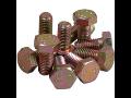 Galvanické pokovení zinkem nebo dalšími kovy zvýší odolnost předmětů i materiálů.