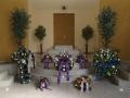 Smute�n� rozlou�en� a poh�by v P��brami