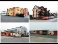 Nemovitosti, průmyslové areály, skladovací prostory