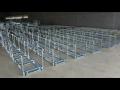 Kovové palety na přepravu i skladování jedině od firmy TRIOMETAL