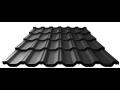 CLARA � plechov� st�e�n� krytina s prokazateln�m p�vodem materi�lu