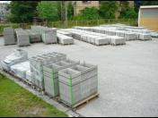 Certifikované betonové stavebnice HUP, antoníčky i budníky