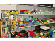Domácí, chovatelské i zahradnické potřeby od firmy Zahradní technika Omelka