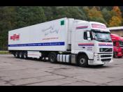 Vnitrostátní a mezinárodní silniční doprava i logistické služby