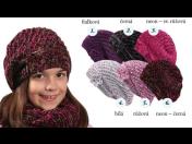 Česká firma PLETEX: výroba pletených čepic na zakázku