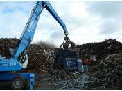Kovový odpad vykupuje HULMAN – kovošrot