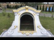 Galanterní klempířství: Za studena tváříme plechy pro dekorativní účely