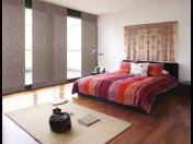 Japonské rolety jsou krásným a praktickým doplňkem moderní domácnosti