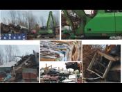 Výkup papíru a železného odpadu zprostředkovávají sběrny a kovošrot