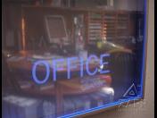 Informační a orientační systémy pro vybavení obchodů a firem