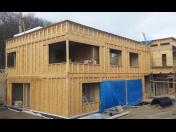 Dřevostavby od A po Z – návrh, výroba i výsledná montáž