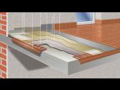 Balkonový systém od Premix servis přináší dokonalou hydroizolaci a ochranu