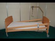 Polohovací zdravotnická lůžka a postele