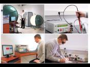 Prodej svítidel, světelných zdrojů, elektroinstalačního materiálu a zkušební laboratoř