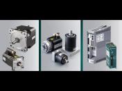 Servomotory, převodovky a lineární jednotky, digitální servozesilovače