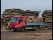 Prodej palivového dřeva v oblasti Znojmo, Hrušovany nad Jevišovkou, Moravské Budějovice a Jemnice