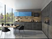 Nový design kuchyňských dvířek