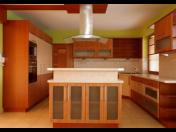 Výroba kuchyňské linky, dětského nábytku i kanceláře, zkrátka interiér na míru - Břeclav