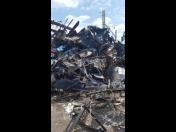 Výkup a zpracování železného a kovového odpadu, likvidace autovraků