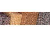 Insulation from natural fibres – hemp, cotton, jute, flax and wool