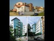 Stavební a inženýrská činnost – oblast Prahy a Středních Čech
