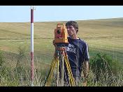 Geodetické práce, zeměměřictví a vytyčení hranice pozemků Hodonín, jižní Morava