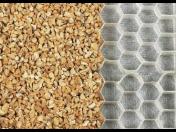 Rohože pro zpevnění štěrku – voštinové rohože NIDAGRAVEL