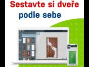 Nový konfigurátor dveří PERITO – cesta k dokonalým vchodovým dveřím