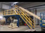 Vyrobíme a zmontujeme oceľové konštrukcie a potrubia. Demontujeme, sťahujeme a montujeme stroje či technologické zariadenia