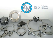 Products of AR Brno to the whole world