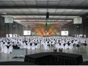 SAN SERVICE gewährleistet professionelle Konferenzen