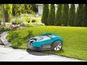 Dokonale upravený trávník bez námahy zajistí robotická sekačka
