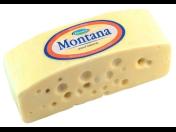 Domácí kvalitní sýr Montana – jemný ementál ohromí chuťové buňky