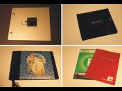 Ofsetový tisk, vazba diplomových prací a další knihařské práce od Tomos Praha