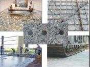 Cementový potěr a zpevněná plocha nedělá PETR´S problémy