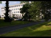 Spazi per la negoziazione con i partner stranieri nella Repubblica Ceca vicino all´aeroporto di Praga