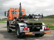 Nosič výměnných nástaveb zajistí efektivní využití pro váš nákladní vůz
