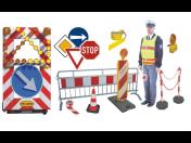 Dopravní značení a bezpečnostní prvky: Lanová svodidla mohou zachraňovat životy