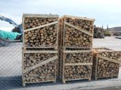 Kaufen Sie verarbeitetes Holz und vermeiden Sie schwere körperliche Arbeit