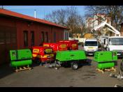 Prodej a servis kompresorů a komplexní služby v oblasti stlačeného vzduchu
