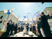 Uspořádejte svatbu nebo oslavu v krásném prostředí Hotelu Zámek Valeč
