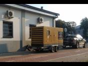Krátkodobý i dlouhodobý pronájem elektrocentrál s kompletním servisem po celé ČR