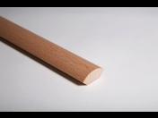 Dřevěné lišty z kvalitního masivu - široký výběr i výroba na zakázku