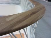 Dřevěná madla českého výrobce zajistí pohodlí a bezpečí pro vaše ruce