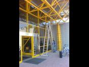 Průmyslové čištění technologií a technologických celků, výrobních linek i samotných průmyslových prostorů a podlah