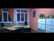 Sídlo firmy v Praze i pronájem kanceláří v Areálu Harfa
