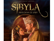 Muzikál Sibyla, královna ze Sáby - hvězdné herecké obsazení vyžaduje perfektní masky